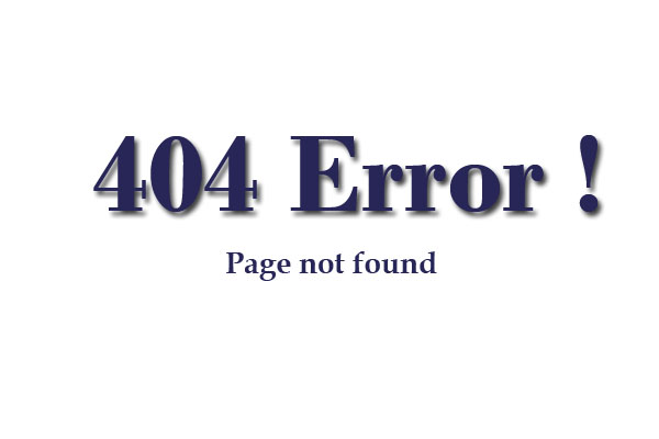 404 Server Errors